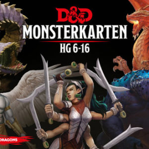 D&D: Monsterdeck 6 – 16