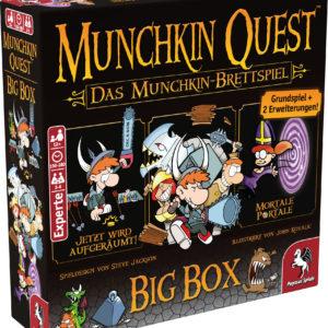 Munchkin Quest BigBox