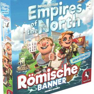Empires of the North: Römische Banner