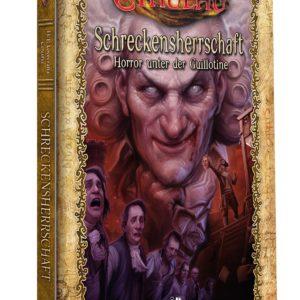 Cthulhu: Scheckensherrschaft (Hardcover)