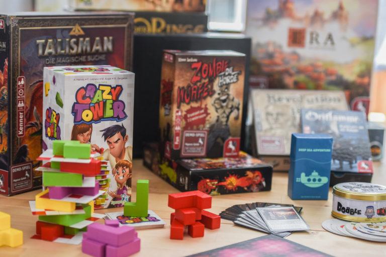 JuPet Brettspiele Newsletter November 2020