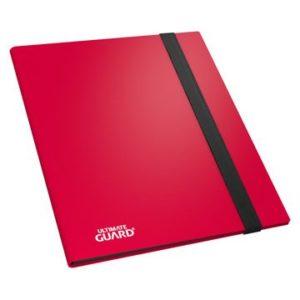 9-Pocket FlexXfolio Red