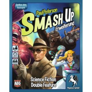 Smash Up: Sience Fiction Double Feature