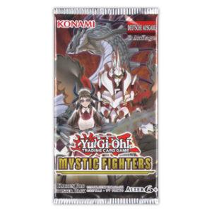 Mystic Fighters Booster DE