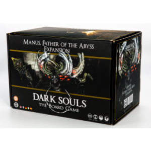 Dark Souls: Manus, Father of the Abyss