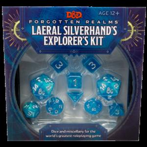 D&D Forgotten Realms Laeral Silverhand's Explorer's Kit – EN
