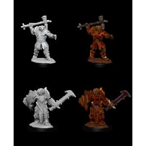 Nolzur's Marvelous Miniatures Male Dragonborn Paladin