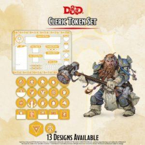 D&D – Cleric Token Set
