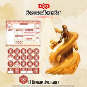 D&D – Sorcerer Token Set