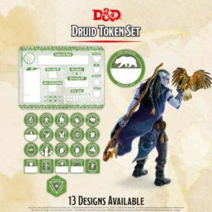 D&D – Druid Token Set