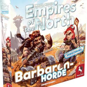 Empires of the North: Barbaren-Horde