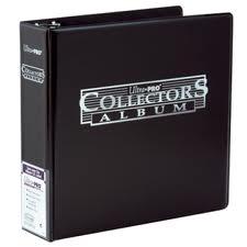 Collectors Album 3″ – Black