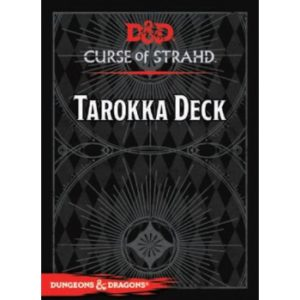 Dungeons & Dragons Tarokka Deck – Curse of Strahd
