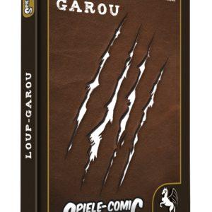 Spiele Comic Noir: Loup-Garou