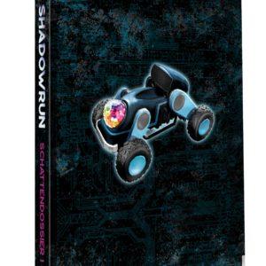 Shadowrun 6. Ed. Schattendossier 1 *limitierte Ausgabe*