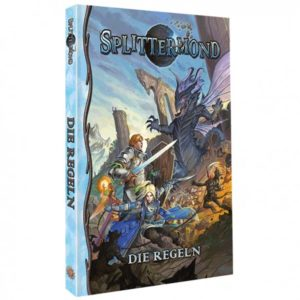 Splittermond: Grundregelwerk (Softcover)