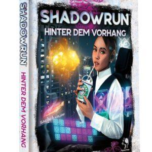 Shadowrun 6. Ed. Hinter dem Vorhang