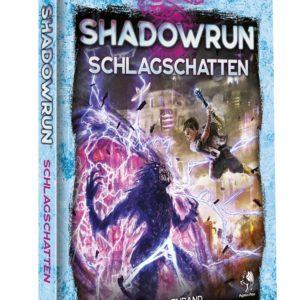 Shadowrun 6. Ed. Schlagschatten