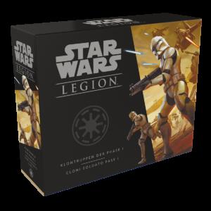 Star Wars: Legion – Clone Wars Klontruppen der Phase 1