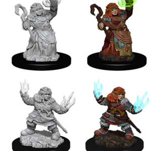 Nolzur´s Marvelous Minatures Female Dwarf Summoner
