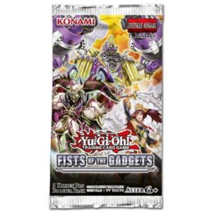 Fists of the Gadgets Booster DE