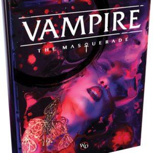 Vampire: The Masquerade 5th Edition Core Rule Book EN