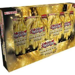 Maximum Gold Tuckbox DE
