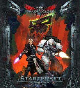 WH40K Wrath & Glory Starterset