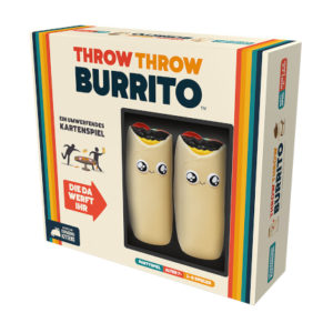 Throw Throw Burrito DE
