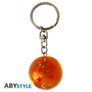 "Dragon Ball – Keychain 3D ""DBZ"""