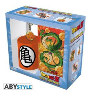 "Dragon Ball – Pck Mug 320ml + Keyring + Notebook ""Dragon Ball"""