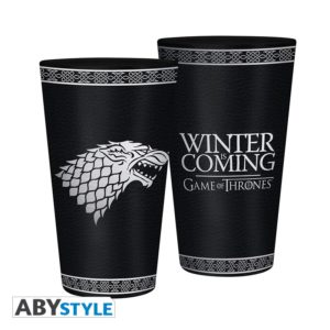 Game of Thrones – Large Glass 400 ml – Stark