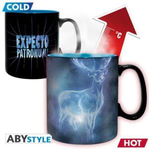 Harry Potter – Mug Heat Change – 460 ml – Patronus