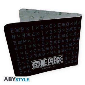"One Piece – Wallet ""Skull Luffy"" Vinyl"