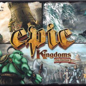 Tiny Epic Kingdoms