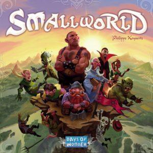 Small World Grundspiel Englisch