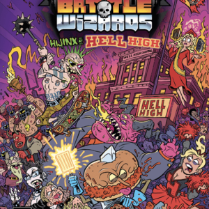 Epic Spell Wars of the Battle Wizards 5: Hijinx at Hell High – EN