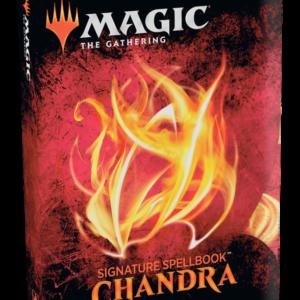 Signature Spellbook: Chandra EN
