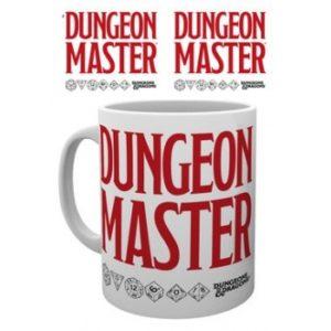 Dungeons and Dragons Dungeon Master Mug