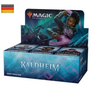 Kaldheim Draft Booster Display – DE