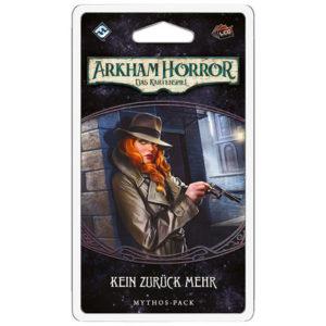 Arkham Horror: LCG – Kein Zurück mehr Mythos-Pack (Traumfresser-4) DE
