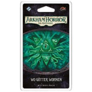 Arkham Horror: LCG – Wo Götter wohnen Mythos-Pack (Traumfresser-5) DE