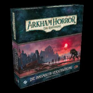 Arkham Horror: LCG – Die Innsmouth-Verschwörung Erweiterung DE