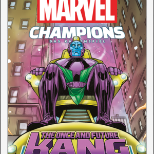 Marvel Champions: Das Kartenspiel – The Once and Future Kang