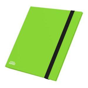 12-Pocket QuadRow FlexXFolio Light Green
