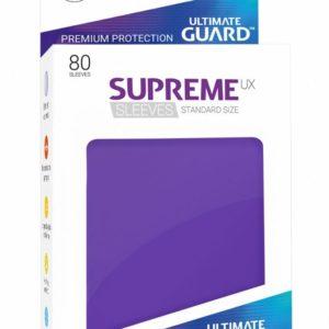 Ultimate Guard Supreme UX Sleeves Standardgröße Violett (80)