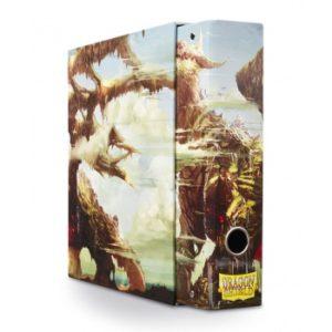 Dragon Shield Slipcase Binder – 'Rodinion' Umber