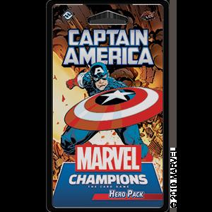 Marvel Champions: Das Kartenspiel – Captain America