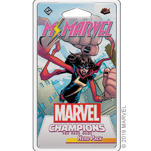 Marvel Champions: Das Kartenspiel – Ms. Marvel