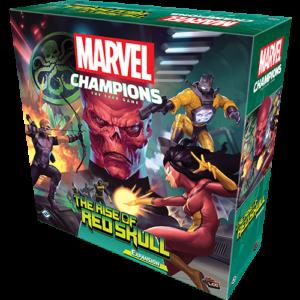 Marvel Champions: Das Kartenspiel – The Rise of Red Skull
